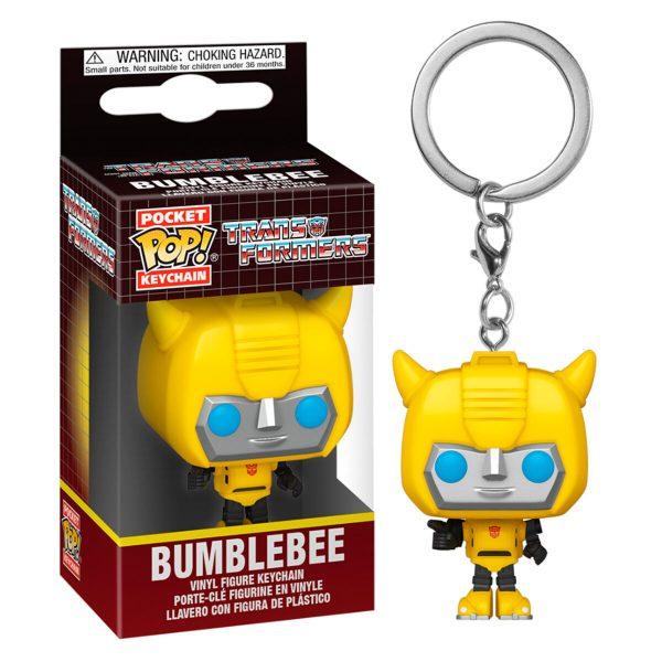 Llavero Pocket POP Transformers Bumblebee