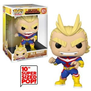 Funko Pop! All Might 10″ (25cm) (My Hero Academia)