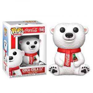 Funko Pop! Coca-Cola Polar Bear