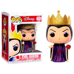 Funko Pop! Evil Queen Diamond Exclusivo
