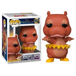 Funko Pop! Hyacinth Hippo (Fantasia)