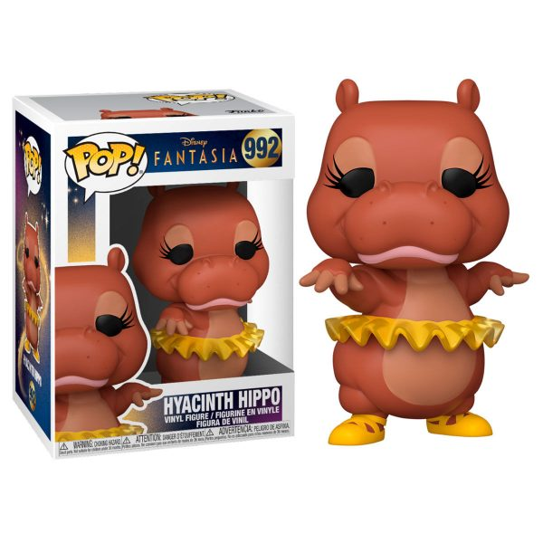 Figura POP Disney Fantasia 80th Hyacinth Hippo