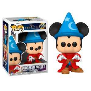 Funko Pop! Sorcerer Mickey (Fantasia)