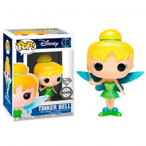 Funko Pop! Tinker Bell Glitter Exclusivo