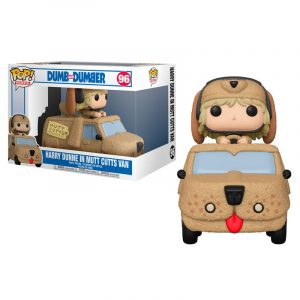 Funko Pop! Harry Dunne in Mutt Cutts Van (Dos Tontos Muy Tontos)