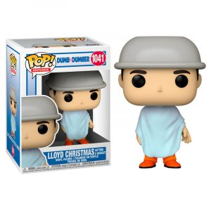 Funko Pop! Lloyd Christmas Getting Haircut (Dos Tontos Muy Tontos)