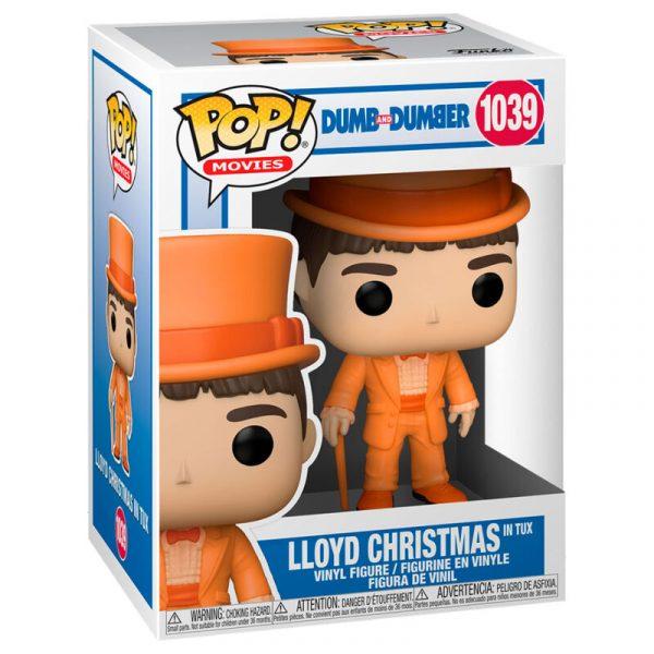 Figura POP Dos Tontos Muy Tontos Lloyd In Tux