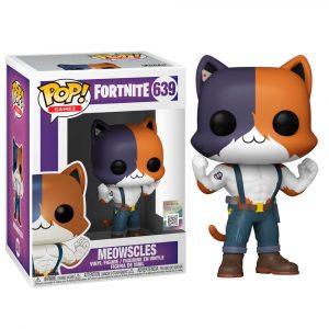 Funko Pop! Meowscles (Fortnite)