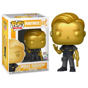 Funko Pop! Midas (Shadow) (Fortnite)