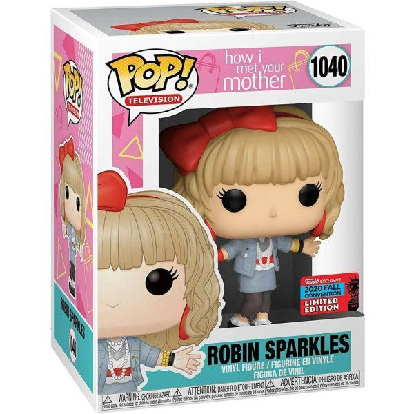 Figura POP How I Met Your Mother Robin Sparkles Exclusive