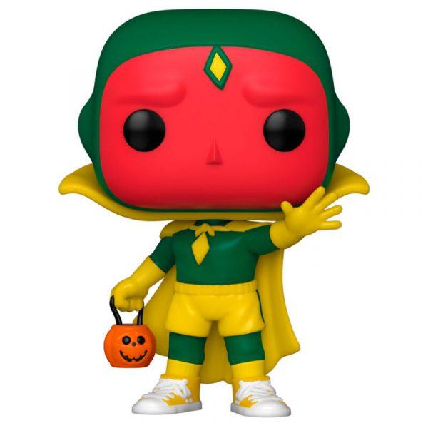 Figura POP Marvel WandaVision Vision Halloween