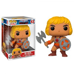 Funko Pop! He-Man 10″ (25cm) [Masters of the Universe]
