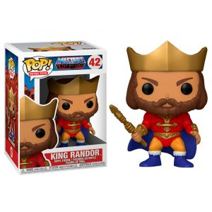 Funko Pop! King Randor (Masters of the Universe)