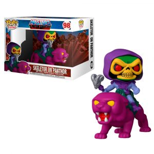 Funko Pop! Skeletor on Panthor (Masters of the Universe)