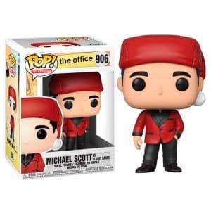 Funko Pop! Michael as Classy Santa [The Office]
