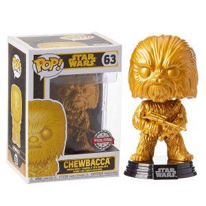 Funko Pop! Chewbacca Exclusivo [Star Wars]