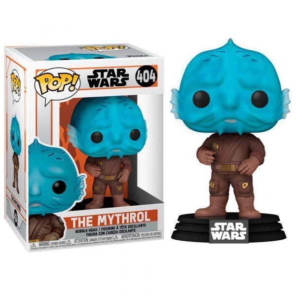 Figura POP Star Wars The Mandalorian The Mythrol