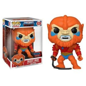 Funko Pop! Beast Man 10″ (25cm) Exclusivo NYCC 2020 (Masters of the Universe)