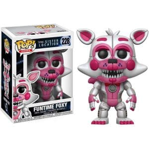 Funko Pop! Funtime Foxy [Five Nights at Freddy's]