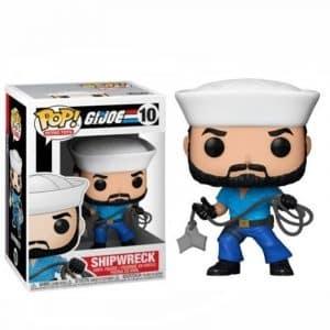 Funko Pop! Shipwreck [GI Joe]