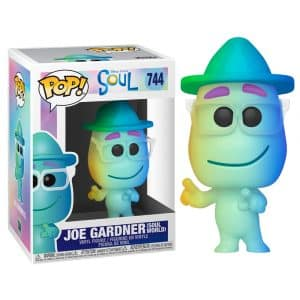 Funko Pop! Joe Gardner (Soul World) [Soul]