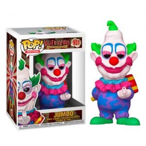 Funko Pop! Jumbo (Killer Klowns from Outer Space)