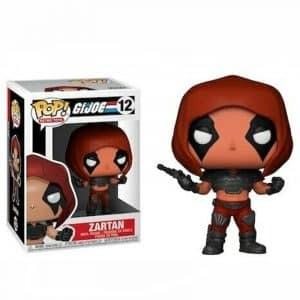 Funko Pop! Zartan (G.I. Joe)