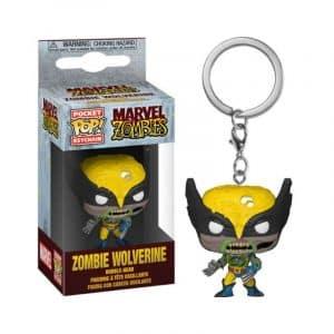 Llavero Pop! Zombie Wolverine (Marvel Zombies)