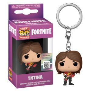 Llavero Pocket POP Fortnite TNTina