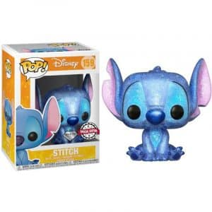 Funko Pop! Stitch Diamond Exclusivo (Lilo & Stitch)