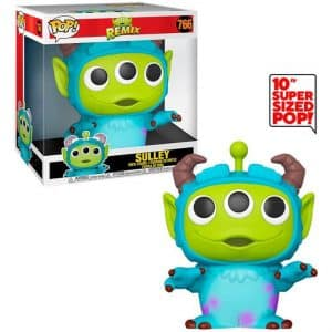 Funko Pop! Sulley 10″ (25cm) [Alien Remix]
