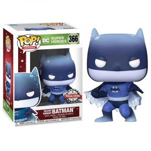Funko Pop! Silent Knight Batman Exclusivo (DC Super Heroes)