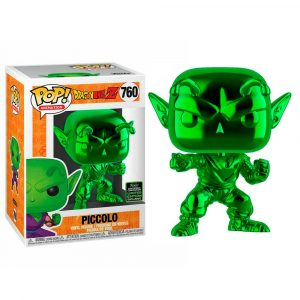Funko Pop! Piccolo Chrome Exclusivo ECCC 2020 [Dragon Ball Z]
