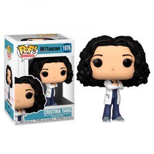 Funko Pop! Cristina Yang (Anatomía de Grey)