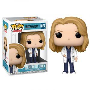 Funko Pop! Meredith Grey (Anatomía de Grey)