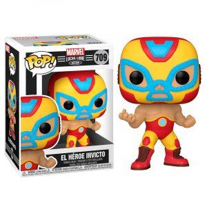 Funko Pop! El Héroe Invicto (Marvel Lucha Libre)