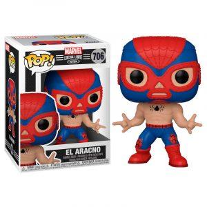 Funko Pop! El Aracno (Marvel Lucha Libre)