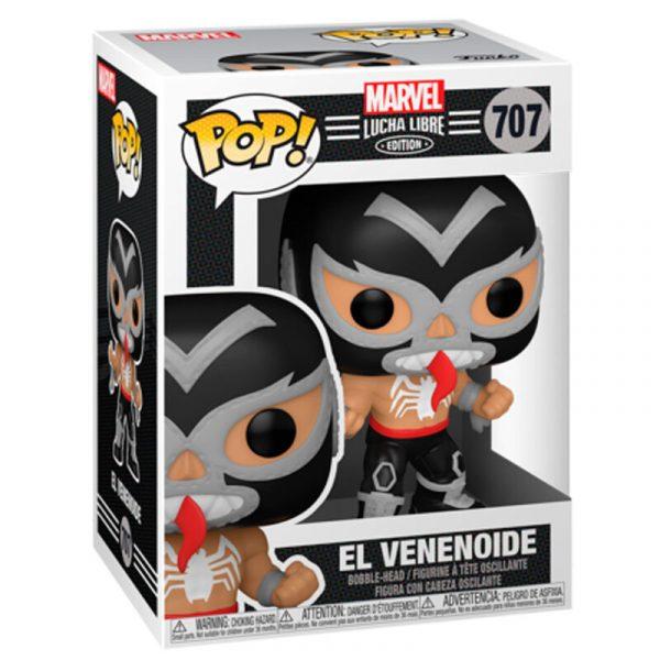 Figura POP Marvel Luchadores Venom