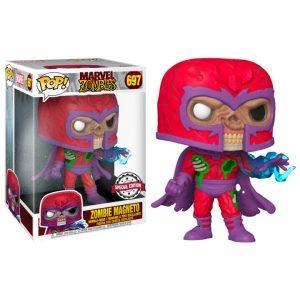 Funko Pop! Zombie Magneto 10″ (25cm) Exclusivo (Marvel Zombies)