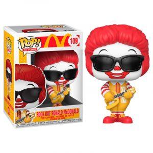 Funko Pop! Rock Out Ronald McDonald [McDonalds]