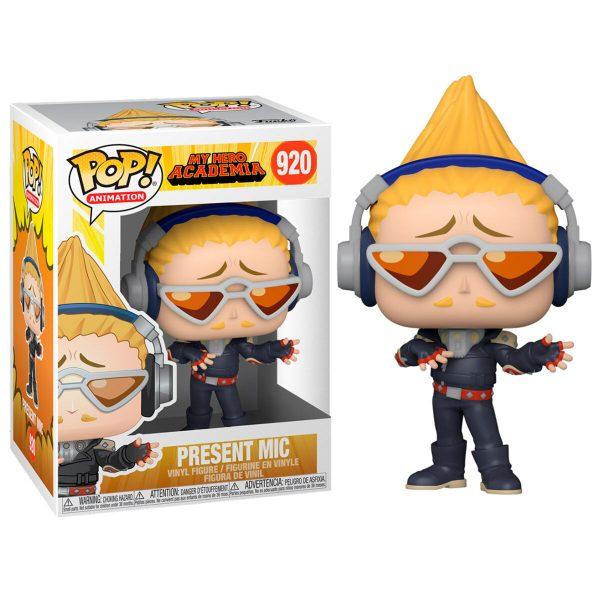 Figura POP My Hero Academia Present Mic