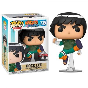 Funko Pop! Rock Lee Exclusivo (Naruto)