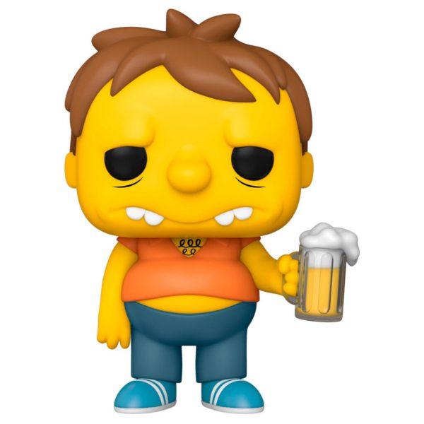 Figura POP Simpsons Barney