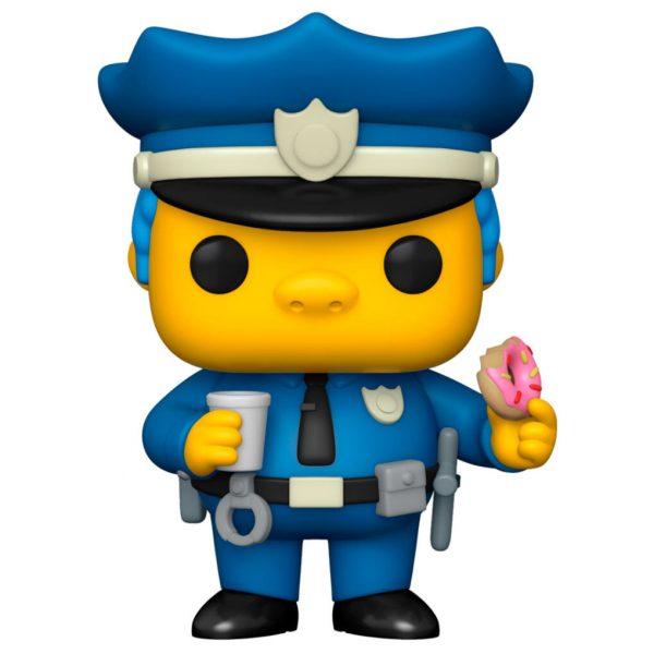 Figura POP Simpsons Chief Wiggum