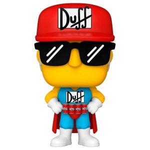 Funko Pop! Duffman [The Simpsons]