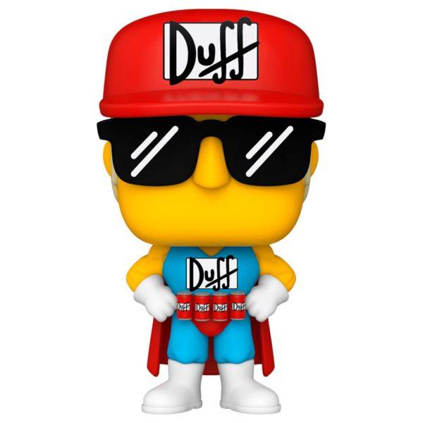 Figura POP Simpsons Duffman