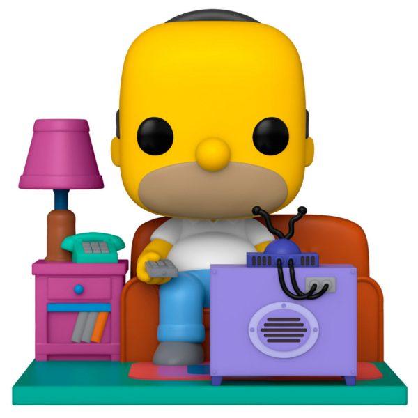 Figura POP Simpsons Homer Watching TV