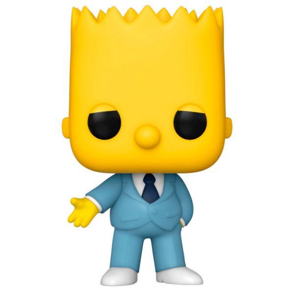 Figura POP Simpsons Mafia Bart