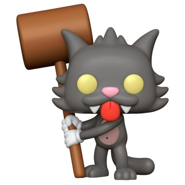 Figura POP Simpsons Scratchy