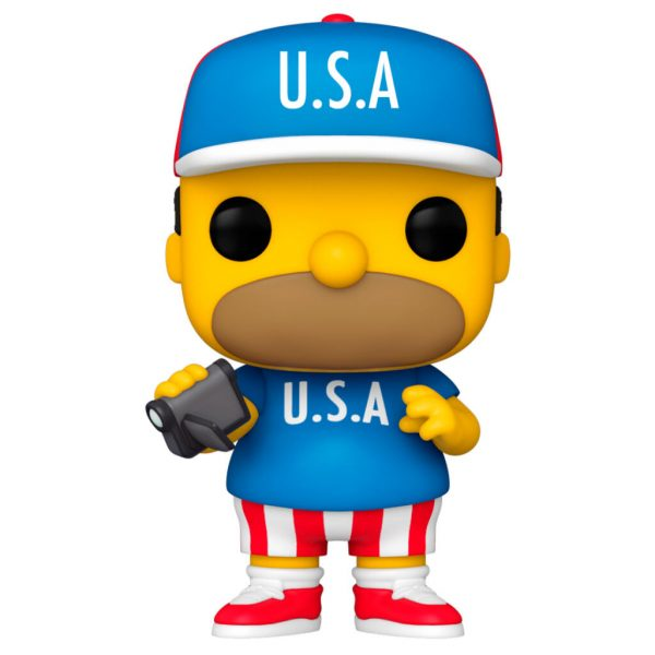 Figura POP Simpsons USA Homer